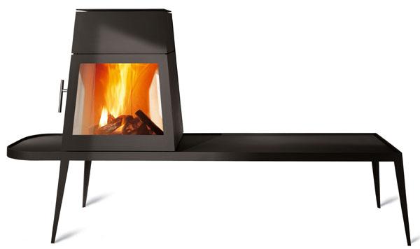 caminetti moderni stufe a legna stufe ghisa in maiolica pietra ollare ceramica oekotherm. Black Bedroom Furniture Sets. Home Design Ideas